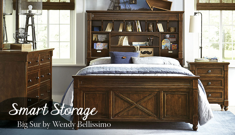 Smart Storage - Big Sur by Wendy Bellissimo