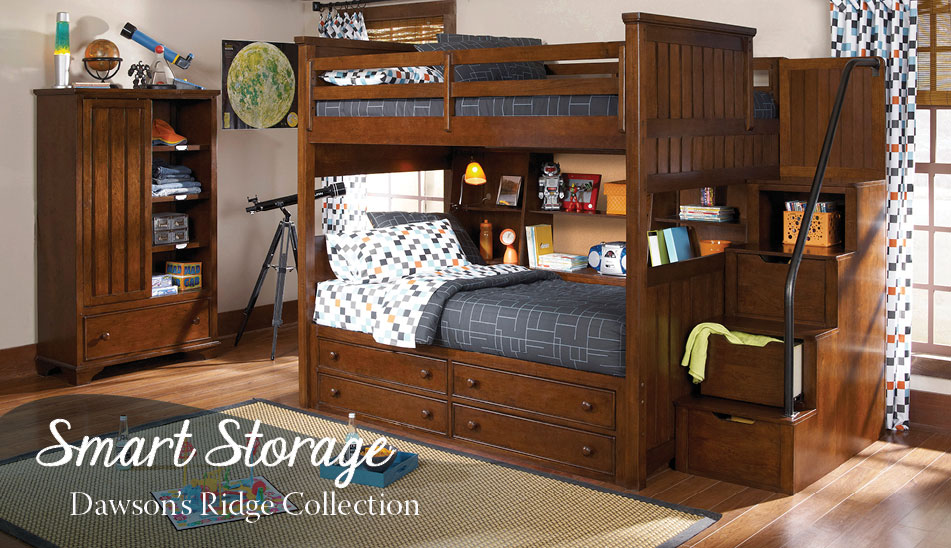 Smart Storage - Daswons Ridge Collection