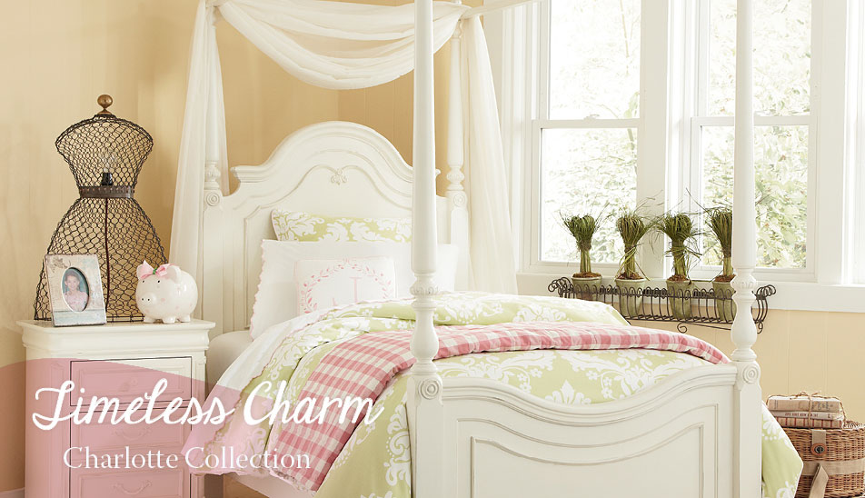Timeless Charm - Charlotte Colletion